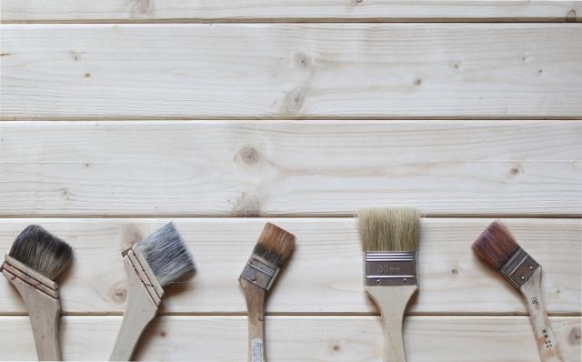 お家の塗り替え時期は、いつ頃? イメージ